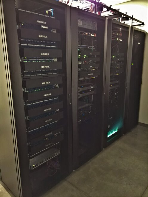 Coppell's New Datacenter-Front